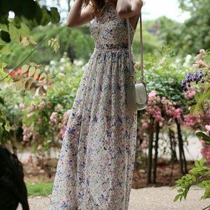 Spring Garden Combo Cherry Blossom Maxi